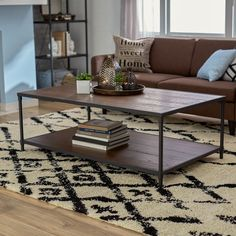Clint Reclaimed Wood Coffee Table In 2018 Tables Room Living