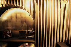 Restless Design   Bronze Bar & Cocktail Lounge Cocktails, Table Lamp, Lounge, Bronze, Bar, Luxury, Interior, Design, Home Decor