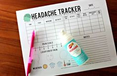best migraine tracking app iphone