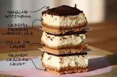 Brandy's Baking: Dulce de Leche Cheesecake Bars