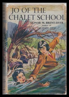 Jo of the Chalet School - 1960 edition.