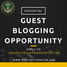 Are you interested in having your overseas experience or blog entry published on Contractor Kev's Blog.  Send us a copy of your content to inquiries@contractorkevin.com.  #lifestyle #life #overseas #overseasjob #overseascontractoracademy #middleeast #qualifications #contractorKev #iraq #travel #travelmiddleeast #world #travelling #exercise #noexcuses #options #landofsand