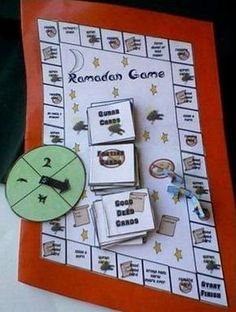 Ramadan Game. Fun and educational,