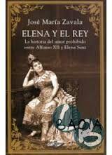 José Zavala reconstruye el romance prohibido entre Elena Sanz y Alfonso XII. Para saber si está disponible en la biblioteca pincha a continuación: http://absys.asturias.es/cgi-abnet_Bast/abnetop?ACC=DOSEARCH&xsqf01=elena+rey+zavala
