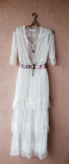Gypsy Free people Candela Lace wedding dress