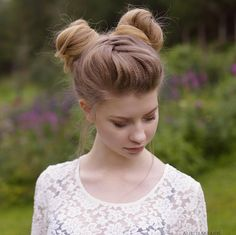 50+Amazing+Updos+for+Medium+Length+Hair