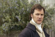 David Morrissey (from Sense & Sensibility) helped inspire the character of Sir John Mayfield in Lady Maybe by Julie Klassen.
