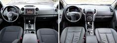 TEST - Volkswagen Amarok kontra Isuzu D-MAX - porównanie roboczych. Isuzu D Max, Volkswagen