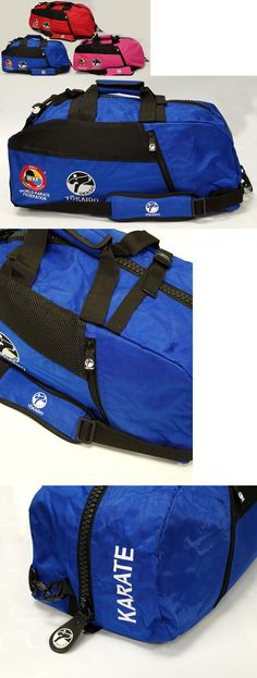 Other Combat Sport Clothing 73988: Tokaido Karate Wkf Martial Arts Duffel Bag - 3 Colors! BUY IT NOW ONLY: $64.99