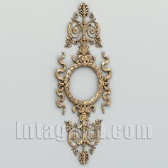 Carved decor vertical 012 3D model | CGTrader White Wall Mirrors, Modern Wall Decor, Vintage Perfume, Wholesale Jewelry, Damask, Making Ideas, Pendant Jewelry, Jewelry Design, Jewelry Ideas