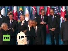 Dünya liderini kimse iplemiyor, acıdım yahu! :P