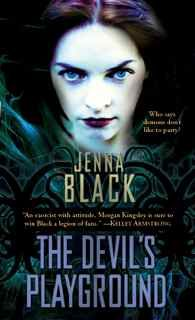 LOVE Jenna Black.  This is a great series as well.