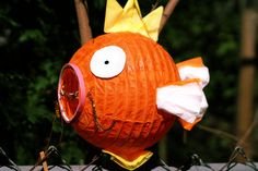 Magikarp Paper Lantern (day 59) by Suichu-Kokyu.deviantart.com on @deviantART