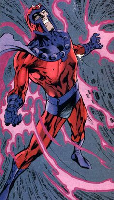 Magneto: Alan Davis: always liked Alan Davis' style when it came to the X-books ~dusty~