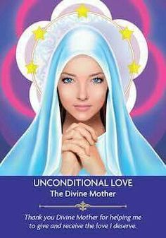 Unconditional love: