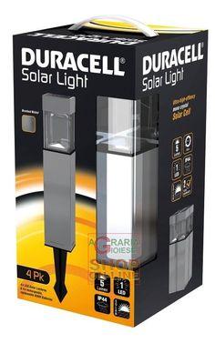 DURACELL LAMPADA SOLARE A LED PER ESTERNO http://www.decariashop.it/lampade/4731-duracell-lampada-solare-a-led-per-esterno-884620018412.html