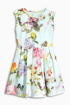 Buy Print Prom Dress (3-14yrs) online today at Next: United States of America
