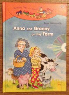 ANNA AND GRANNY ON THE FARM von Susa Hämmerle mit CD