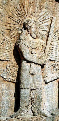 The Sun God Mithra