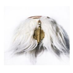 ETHNOÉ - handmade jewelry by Patrizia Achenbach, bracelet, fur, flokati carpet