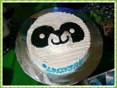 Pastel de Panda