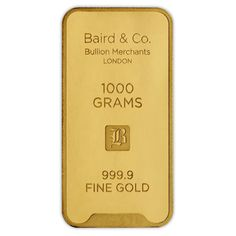 24ct Gold Plated 1967 Fyngoud Fine Gold Coin 100 Mills Thick In Gold Bullion Bar Collection Gold Bullion Bars Gold Coins Gold Bullion