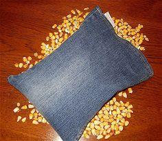 microwavable heating pad