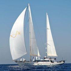 Luxury GLORIOUS - Sailing Yacht