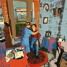 Contemporary Art London New York Tim Mara Prints from the Large Page 4 Contemporary Art London, Contemporary Paintings, Tim Mara, Female Portrait, Art Fair, Pop Art, Gallery, Illustration, Artwork