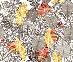 Gold Plisse fabric by zapi on Spoonflower - custom fabric