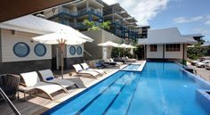 AUD 323 Peppers Airlie Beach offers 5-star luxury apartments with wide verandas and panoramic ocean views.