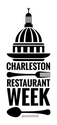 Charleston Restaurant Week is Here! Charleston Restaurant, Restaurant Week, Restaurant Offers, Logo Vert, Dinner Menu, September