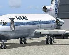 Image result for images of rear stairs on taa 727
