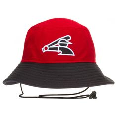 6f3272eb Chicago White Sox Red and Navy Batterman Logo Bucket Hat by New Era #Chicago  #