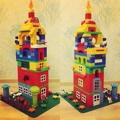 Hier siehst du ein Hochhaus aus LEGO® Duplo, das uns von BRICKaddict.de gefällt!