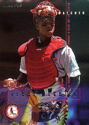 1995 Fleer #503 Terry McGriff by Fleer. $0.39. 1995 Fleer Inc. trading card in near mint/mint condition, authenticated by Seller