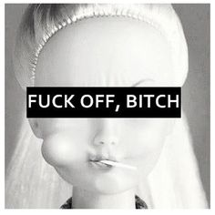 Fuck off bitch Barbie Mood Wallpaper, Aesthetic Iphone Wallpaper, Disney Wallpaper, Cartoon Wallpaper, Aesthetic Wallpapers, Bitch Quotes, Mood Quotes, Qoutes, Barbie Mala