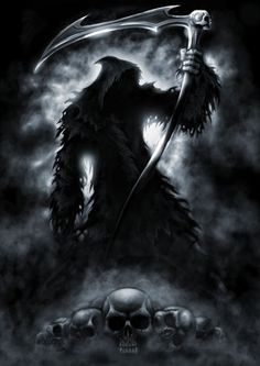 GRIM REAPER~HENRY AND THE ANGEL OF DEATH