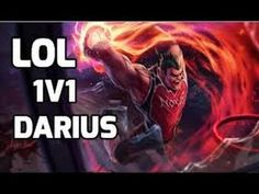 League of Legends 1vs1 Realy ? ( Darius )
