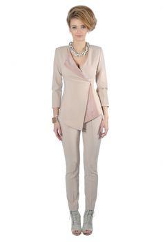 Alise Aleksandra | Rome blazer | CreativeLatvia.com Rome, Designers, Blazer, Style, Fashion, Swag, Moda, Fashion Styles, Blazers