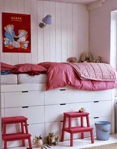 DIY – Beds with storage | Kreavilla