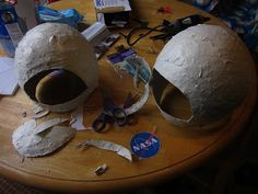 Whispers and Shouts: How to Make Space Shuttle and Astronaut Costumes
