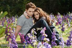 """Edward (Robert Pattinson) und Bella (Kristen Stewart) in """"Breaking Dawn - Biss zum Ende der Nacht (Teil 2)""""  Ph: Andrew Cooper, SMPSP  © 2012 Summit Entertainment, LLC. All rights reserved."""