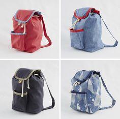 5ddeb47590 Cute rucksacks from Annaliv. Buy Backpack