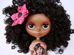 Beautiful Blythe - by MADAME MIX, via Flickr