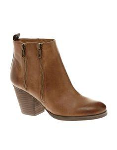ALDO Fiera Zip Ankle Boots