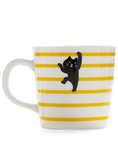 Play It on the Line Mug in Purr $17.99