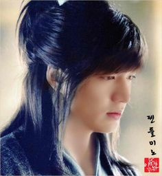 LMH with sageuk mane of glory is a serious kink of mine