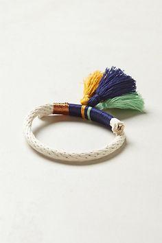 Fanned Botanique Bracelet #anthropologie