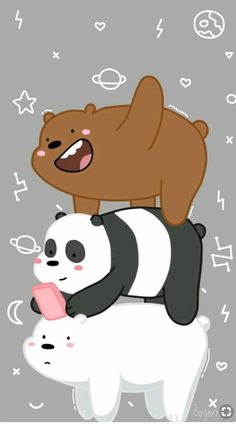 wallpapers-mcp (Search results for: We bear bears) Cute Panda Wallpaper, Bear Wallpaper, Kawaii Wallpaper, Cute Wallpaper Backgrounds, Wallpaper Iphone Cute, Galaxy Wallpaper, Nature Wallpaper, Wallpaper Keren, Beautiful Wallpaper